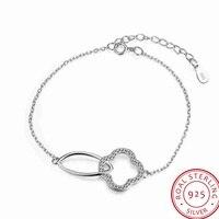 Ücretsiz Kargo 2015 yeni 925 ayar gümüş takı bilezikler yılında Çiçek kalp düğmesi one direction düğün dekorasyon STVH034