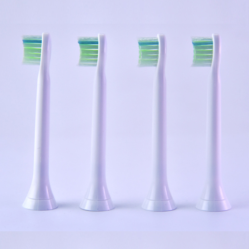4PCS Sonicare Replacement Brush Heads for Philips HX6074 Sonicare Toothbrush ProResults DiamondClean EasyClean FlexCare