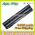 Apexway 6 células bateria do portátil para dell latitude e5420 e5430 E552 E5530 E6120 E6520 E6420 E6430 E6530 Vostro 3460 para 3560