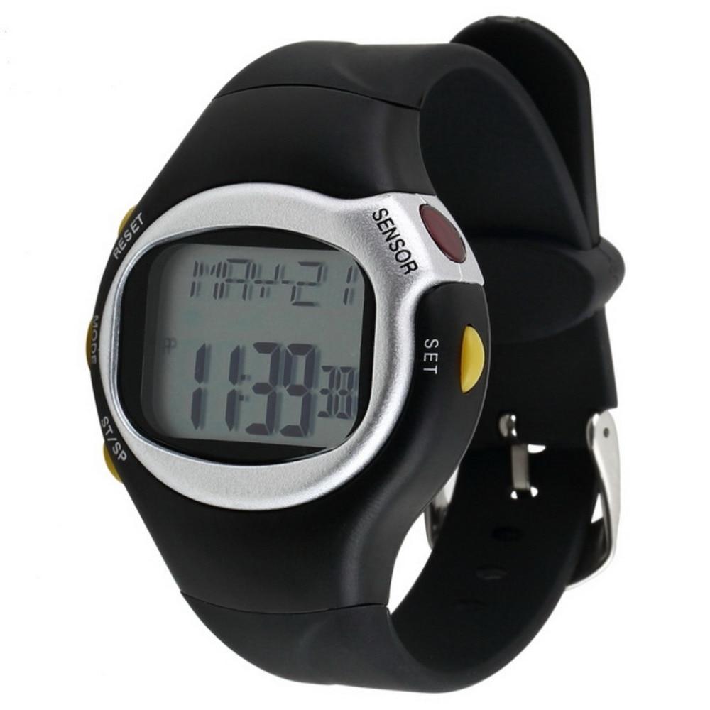 1pc Watch 4th Multifunctional Generation digital Touch sensor Pulse Heart Rate Monitor Watch Outdoor Sports Reloj hombre sports wireless heart rate monitor digital watch black silver