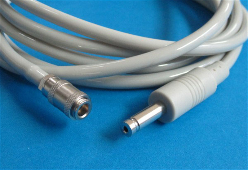Mindray Datascope Compatible NIBP Hose Tube With Connectors For Philips M1599B