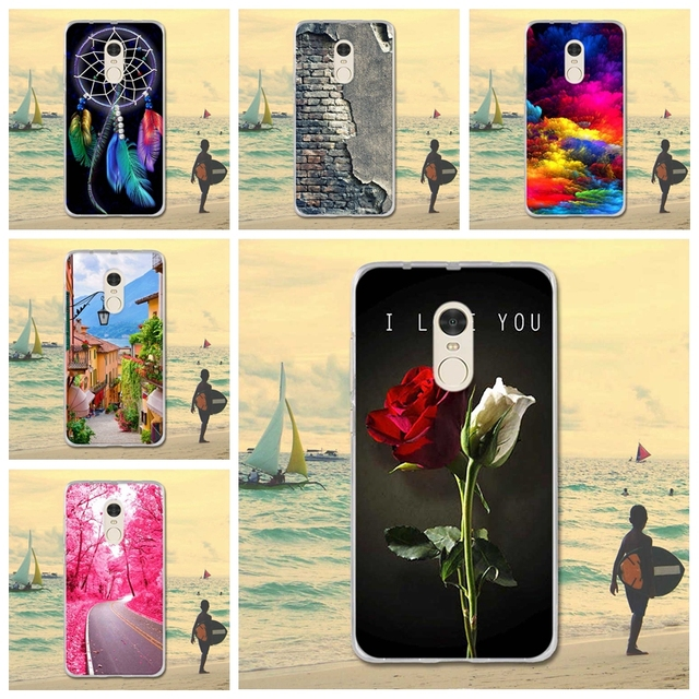 designer fashion 3b02c 49ea6 US $0.94 15% OFF|Fundas for Redmi note 4 Soft Silicone Back Cover Phone  Case For Xiaomi Redmi Note 4 Note4 Coque BagS For Mi Note 4 Case Covers-in  ...