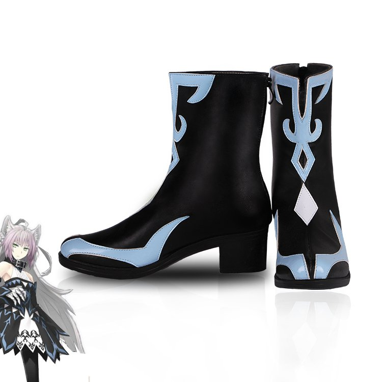 FGO Archer Atalanta Cosplay Shoes Girls PU Leather Shoes Halloween Carnival Boots Custom Made