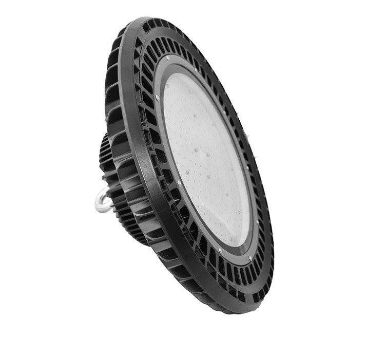 high voltage 100w UFO style led industrial light 3030 led chips used for warehouses and shopping malls