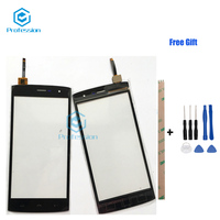 For Original Homtom HT7 TP Touch Panel Perfect Repair Parts Touch Screen 5 5inch Tools Adhesive