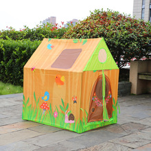Childrens fun game tent outdoor folding house baby play toy for gifts