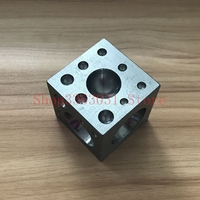 63MM Polishing Jewelry Making Ring Tools Doming Punch Tool Square Steel Dapping Block