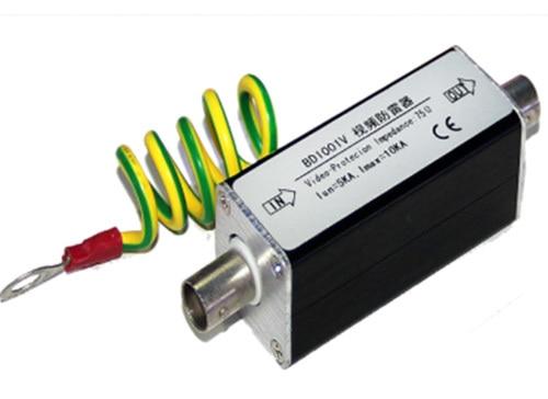 все цены на  Free Shipping  lightning protection device/monitor video data lightning arrester/BNC video for cctv  онлайн