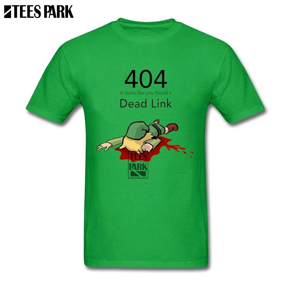 T     shirt   Tops Error 404 Zelda Dead Link Mens White   t     shirts   Teenage Crew Neck Tee   Shirt   Geek Teenage Vintage   T     Shirt   Quotes