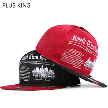 New United States City Chicago and LOS ANGELES Printed Hip Hop Cap Fashion Rap Hat
