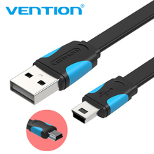 Vention Mini USB Cable 1m 2m Mini USB to USB Cable For Cellu