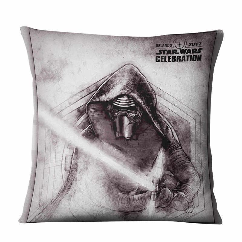 Mor Renk Star Wars Minder Ortusu El Boyama Yoda Darth Vader