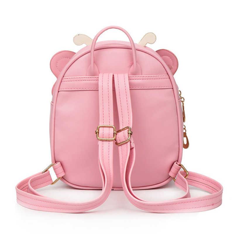 ZIRANYU 2020 New Fashion Children School Bags for Girls Boy 3D carton Design Student School Backpack Kids Bag Mochila Escolar