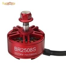 Racerstar 2508 BR2508S fuego edición 1275KV 1772KV 2522KV Motor sin escobillas para FPV Racing RC Drone