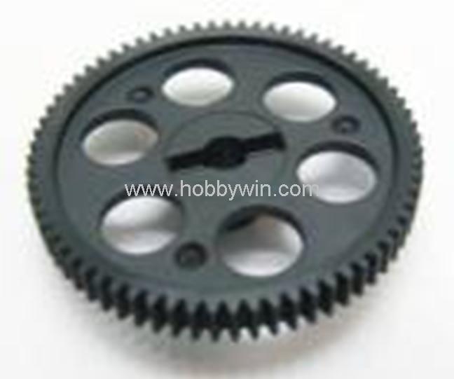 HBX part 6588-P009A Spur Gear (69 t) para Haiboxing 1/10th RC Buggy Truck 6509 p