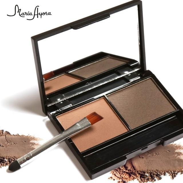 Maria Ayora Brand Eye Brow Powder Cosmetics Waterproof Long Lasting