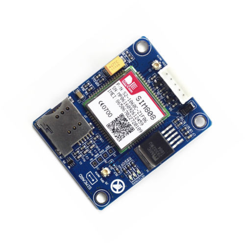 1 ШТ. SIM808 Совет По Развитию GSM GPRS GPS Bluetooth SMS Модуль