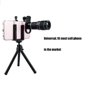 Image 5 - Universal 18X Telephoto Lens for Mobile Phones HD Telescope Head with Tripot & Clip for Cell Phones