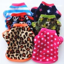 Теплая Флисовая одежда для домашних животных, милая куртка с принтом черепа для домашних животных, Женская куртка для щенка, пуловер для французского бульдога, камуфляжная одежда для собак