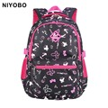 High Quality Large School Bags for Girls Fashion Children Backpacks Primary Students Backpack Waterproof Kids Book Bag PT1069
