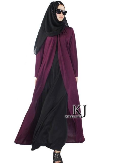 2015 cardigan djellaba turco Muçulmano roupas femininas outwear casaco longo dubai moda de alta qualidade com um botão KJ150809