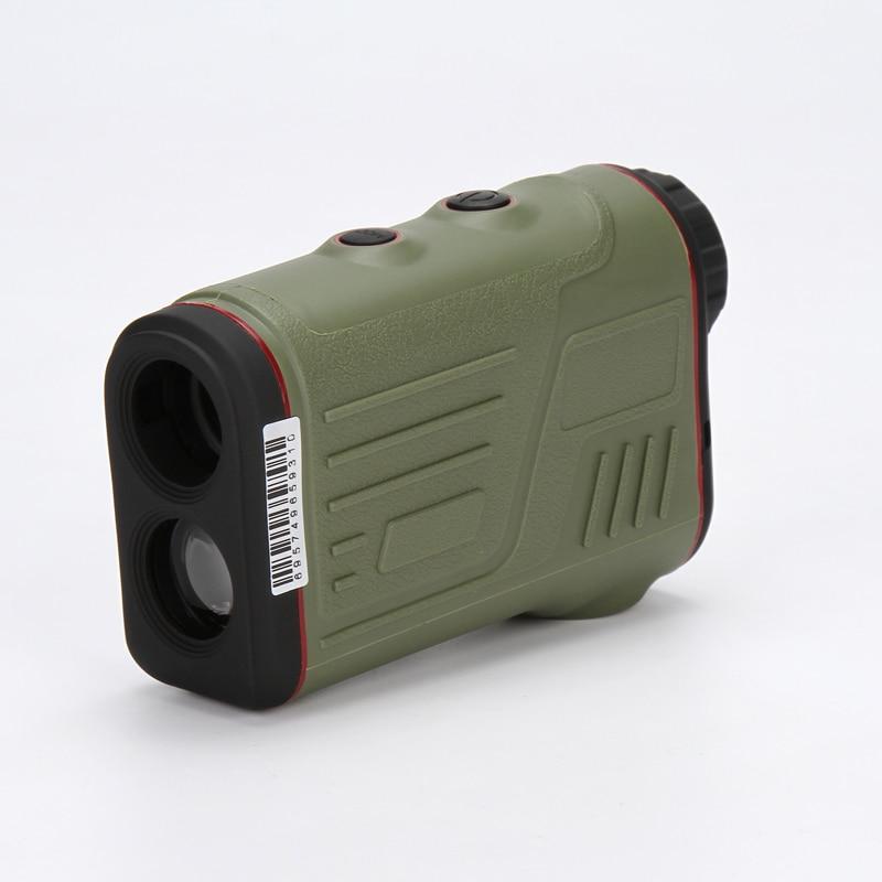 ZIYOUHU New Hunting Monocular Telescope 6X25 Golf Laser range Distance Meter Speed Rangefinder 600m Range Finder for Golf Sport lixf uyigao monocular laser rangefinder handheld telescope 5 x 600m