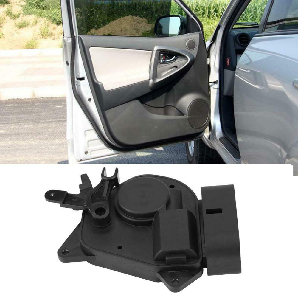 Car Accessories Car Central Control Door Lock Actuator Left Front Door Fastener for Toyota RAV4 2001-2005 High Quality