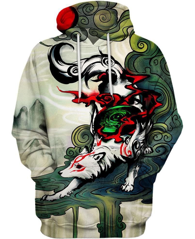 Mens Hoodies Animal 3D Print Hoodie Wolf Sweatshirts Loose Pullover Fashion Girl Streetwear Hip Hop Tracksuits Unisex Tops S 5XL in Hoodies amp Sweatshirts from Men 39 s Clothing