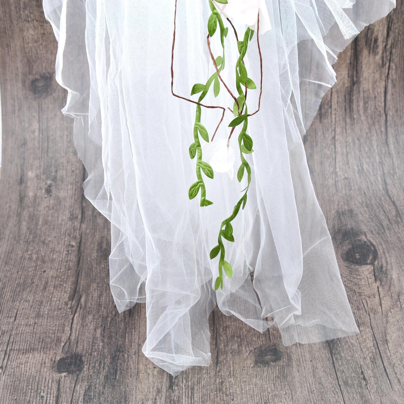 online shop de nieuwe bruid hoofdtooi sluier koreaanse stijl