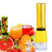 2016 Best Sale Portable Electric Juice Juicer Blender Kitchen Home Outdoor Travel Mixer Drink Bottle Smoothie