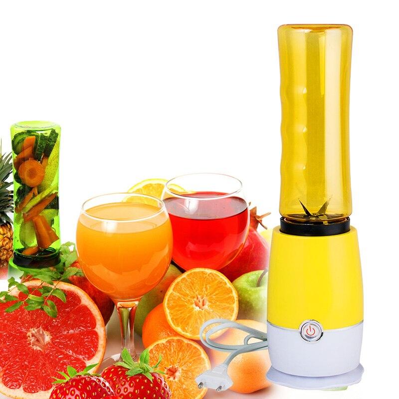 Best Sale!!! Portable Electric Juice Juicer Blender