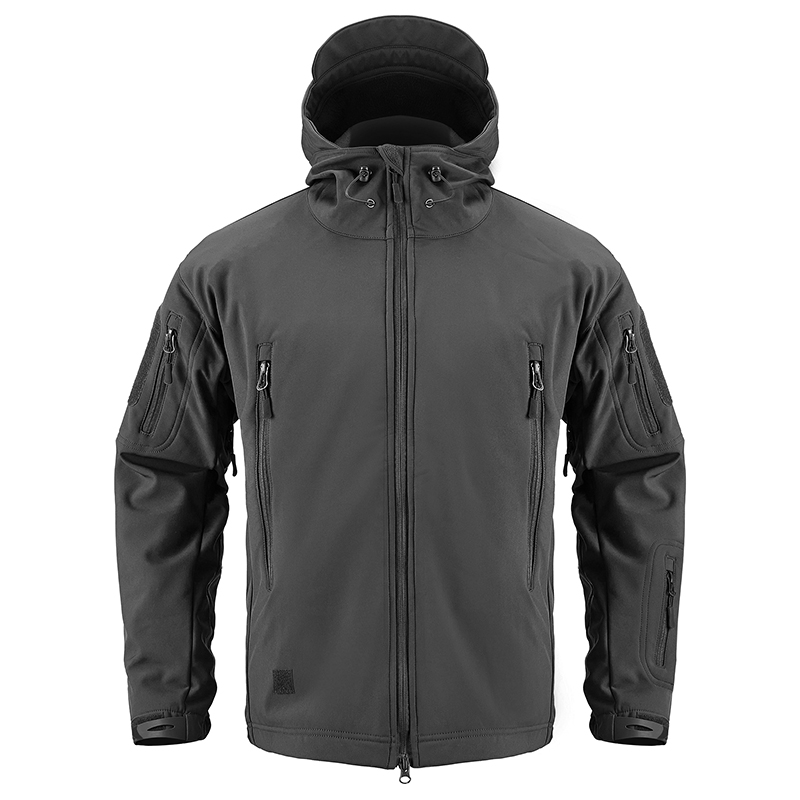 HTB1T.xHKr1YBuNjSszhq6AUsFXam - ReFire Gear Navy Blue Soft Shell Military Jacket Men Waterproof Army Tactical Jacket Coat Winter Warm Fleece Hooded Windbreaker
