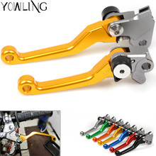 ФОТО  golden dirt bike pivot brake clutch levers foldable  for suzuki rmx 250s 96 97 98 99 00 01 02 03 04 05 06 07 08 2009 2010 2011