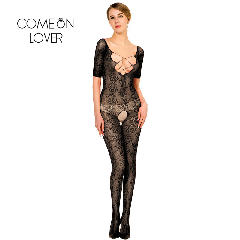 3713eb406e627 HI3153 Novelty Lace Hollow Out Open Bra Sexy Sexy Bodystocking Special Use  Women Erotic Lingerie Open Crotch Bodysuit Lingerie