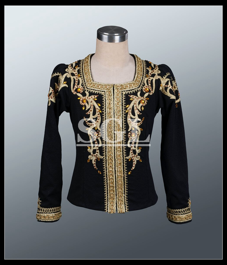 Free Shipping Men s Ballet Tunics For Ballet Competition Or Performance Male Professional Costume Black Top