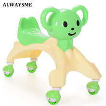 ALWAYSME Baby Toddler Walkers Baby Balance Bike Baby Learn To Walk For 1-8 Years Baby