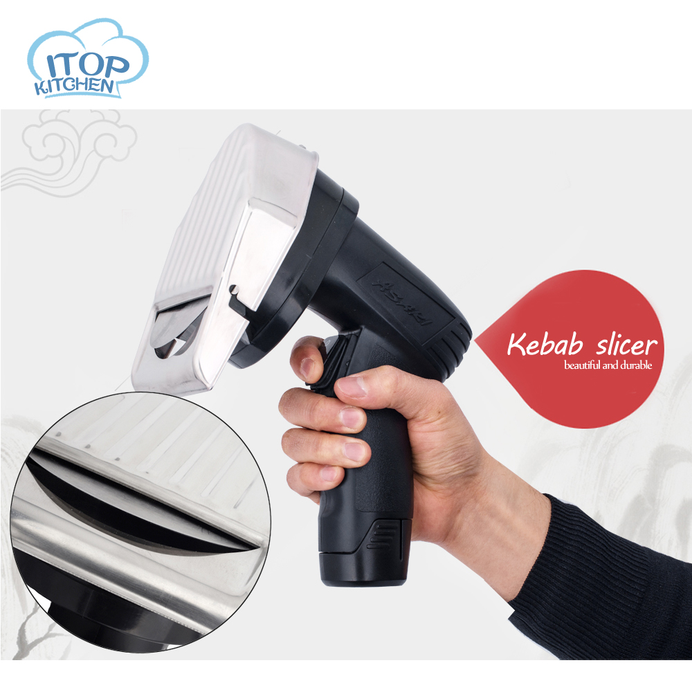 Fast Delivery Professional Wireless Electric Shawarma