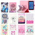"For Irbis TZ70/TX69/TX68/TX01/TX22/TG79/TX08/TS70 7"" Inch Universal 7 inch Tablet PU Leather Case Stand Cover S4A67D"