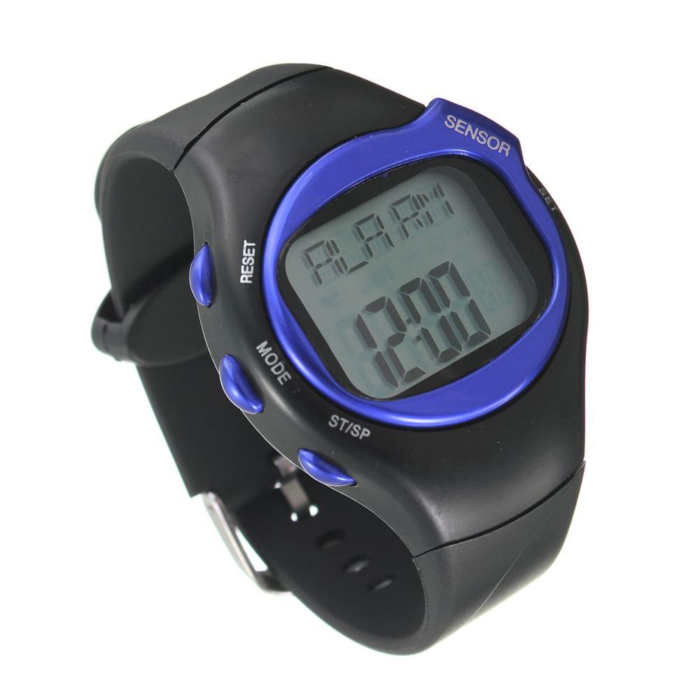 Deporte Movimiento de Medición de Pulso Pulsómetro Latido Relojes ...