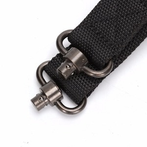 Image 5 - MS4 Tactical Airsoft Gun rope Adjustable 1000D Nylon Gun Sling Strap System Military Outdoor Hunting Accessories
