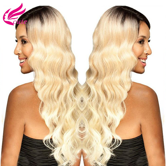8a Remy Hair Ombre Hair Extension T1b613 Ombre Brazilian Hair Weave