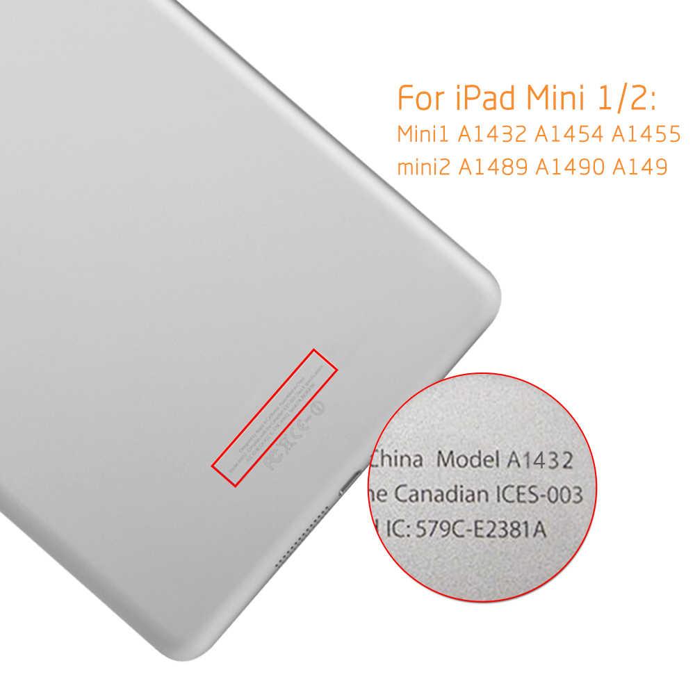 Dành Cho iPad Mini Màn Hình Cảm Ứng Cho iPad Mini 2 1 Bộ Số Hóa Màn Hình Cho iPad Mini1 A1432 A1454 A1455 Mini2 A1489 a1490 A1491 Kính