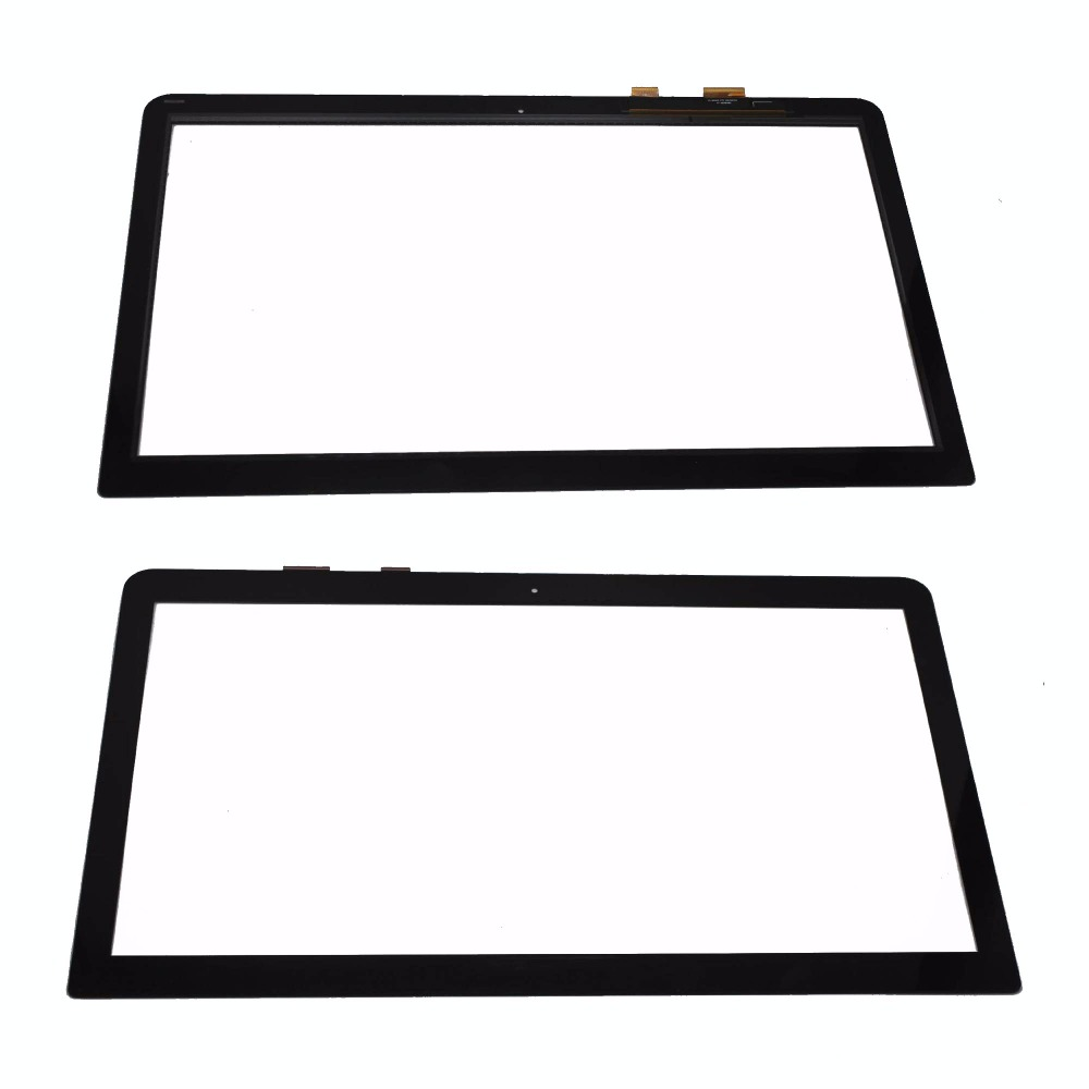 15.6 inch For Asus Q504 Q504U Q504UA Series Q504UA-BBI5T25 Touch Screen Panel Digitizer Sensor Glass Replacement Repairing Part 11 6 touch screen digitizer glass panel replacement repairing parts for sony vaio pro 11 svp112 series svp121m2eb svp11215pxb