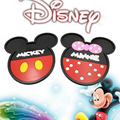 Nuevo Diseño de animación de Dibujos Animados Mickey Minnie Mouse Car Dashboard antideslizante Mat Soporte para Teléfono Accesorios Del Coche Decoración