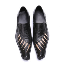 Genuine Leather Men Casual Shoes Luxury Brand 2019 Mens Loafers Moccasins Breathable Slip on Black Driving Shoes Plus Size 38-47 стоимость