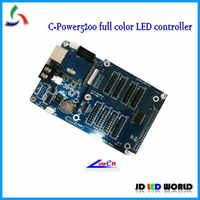 Lumen c-power5200 C-power 5200 RGB full color led display screen controller card