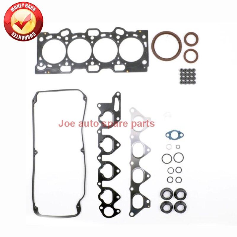 4g92 16 v 4G93 4694 junta Do Motor Completo conjunto kit para Mitsubishi CARISMA LANCER VI MIRAGE FTO 1.8L 2.0L 94 -06 50206200 MD978565