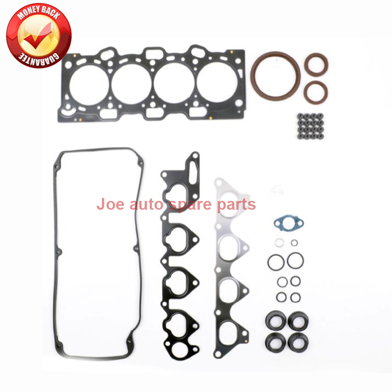 4g92 16V 4G93 4694 Engine Full gasket set kit for Mitsubishi CARISMA LANCER VI MIRAGE FTO 1.8L 2.0L 94-06 50206200 MD978565 fto