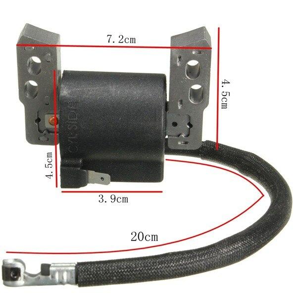 Encendido electrónico bobina césped para Briggs & Stratton 695711 802574 796964 nuevo