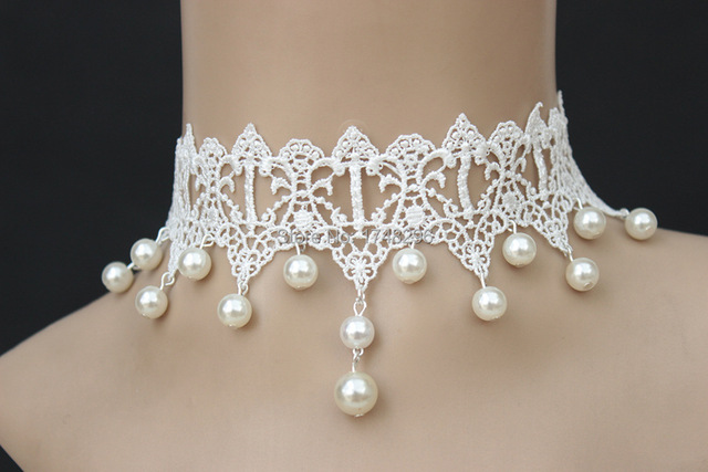 Necklaces for Wedding Dresses